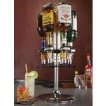 Rack & Pour Economy Rotary - 6 bottle